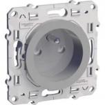 Schneider Odace - Prise de courant 2P+T - Bornes à Vis - Réf : S530039