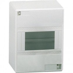 Schneider - Mini coffret Opale 12 pas 6 modules - Réf: 13396
