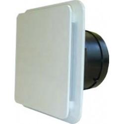 S&P - Bouche Design - BDO 125 - Insufflation/Extraction - Réf: 855016