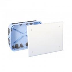 Eur'ohm - Boîte de dérivation encastrée - XL AIR'METIC - 170x110x40 mm - Réf : 51014