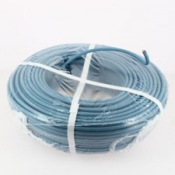 MMC - Câble CAT6 F/UTP LSZH 1X4P - Couronne de 100m - Réf : CX64SH1