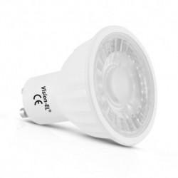 Vision-EL - Ampoule LED - GU10 - 5W - 4000°K - Réf : 78425