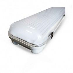 Vision-EL - Boitier etanche LED integrees 4000°k 80W IP65 1530 x 110 (4) - Réf : 7582
