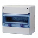 Ohmtec - Tableau électrique étanche nu 1 rangée - Réf : 423195