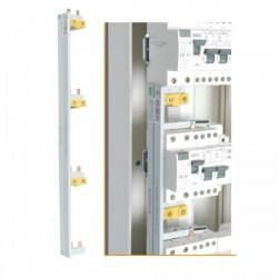 Ohmtec - Peigne vertical 63 A - 4 rangées - Réf : 423617