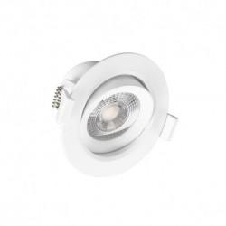 Vision-EL - Spot LED Plafond 7 Watt 3000°K Boite - Réf : 76323