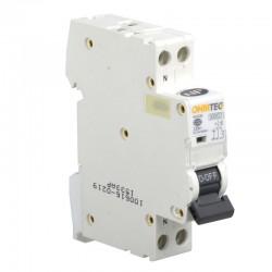 Ohmtec - Disjoncteur 1 P + N 32A 3kA - Réf : 423228