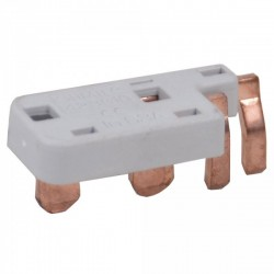 Ohmtec - Connecteur de disjoncteur et interrupteur différentiel 63A - Réf : 423610