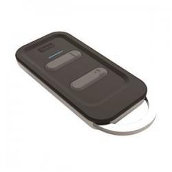 Yokis - Télécommande porte clé Design - 2 touches - Code article : 5454431 - Réf : TLC2TP