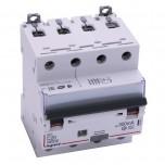 Legrand - Disjoncteur différentiel monobloc DX³6000 10kA à vis 4P 400V~ - 20A - typeA 300mA - Réf : 411240