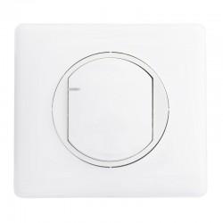 Legrand - Commande sans fil pour éclairage ou prise connectée ou micromodule Céliane with Netatmo - blanc - Réf : 067723
