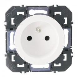 Legrand - Prise de courant 2P+T à puits dooxie 16A finition blanc - Réf : 600337