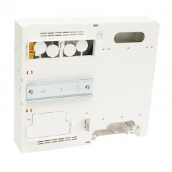 Legrand - Platine disjoncteur branchement et compteur pour DRIVIA 13 et 18 - 225x250x45 mm - Réf : 401181