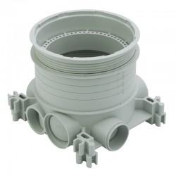 Legrand - Boîte d'encastrement dalle béton/plancher technique - 80 mm - pour prise de sol - Réf : 081988