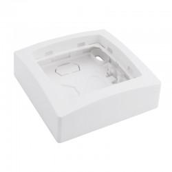 Legrand - Cadre saillie 1 poste appareillage saillie - blanc - Réf: 086091