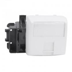 Legrand - Prise RJ45 catégorie5e UTP 8 contacts Appareillage saillie composable - blanc - Réf: 086159