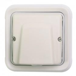 Legrand - Sortie de câbles avec serre-câble Plexo complet IP55 encastré - blanc - Réf : 069888