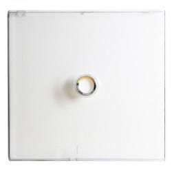 Legrand - Porte DRIVIA transparente IP 40 - IK 07 - pour coffret réf.4 012 22 - Réf : 401242