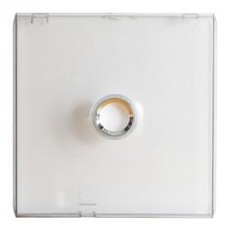 Legrand - Porte DRIVIA transparente IP 40 - IK 07 pour coffret réf.4 012 11 - Réf : 401341