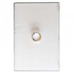 Legrand - Porte DRIVIA transparente IP 40 - IK 07 pour coffret réf.4 012 12 - Réf : 401342