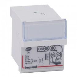 Legrand - Cassette rechange - parafoudres réf. 039 51/53 - Réf : 003954